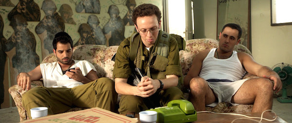 יניב זבולון (יניר האחמ״ש) בפיצ׳ר הראשון שלו: ״מסווג חריג״
