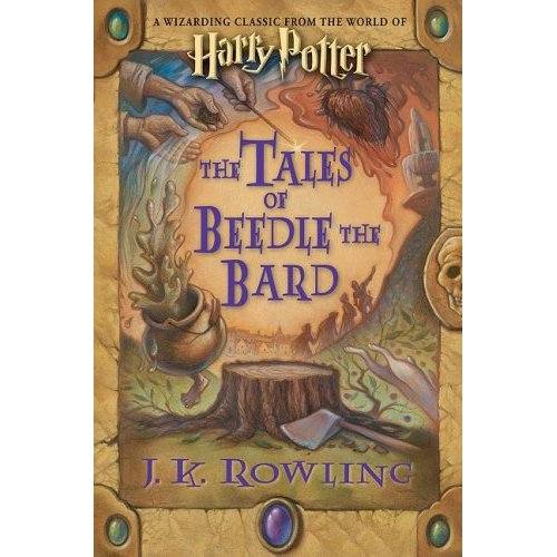 j.k rowling's beedle the bard