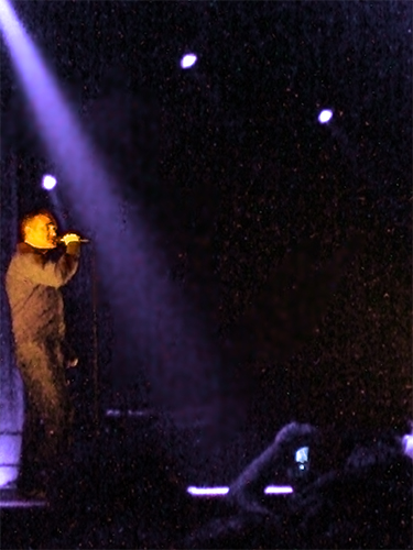 Morrissey live in Tel Aviv, July 29th 2008