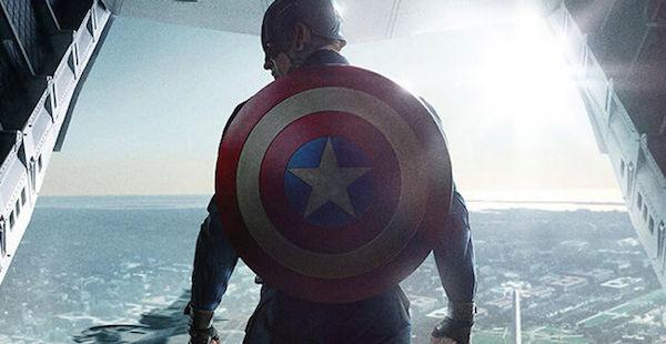 """""""קפטן אמריקה, חייל החורף״."""