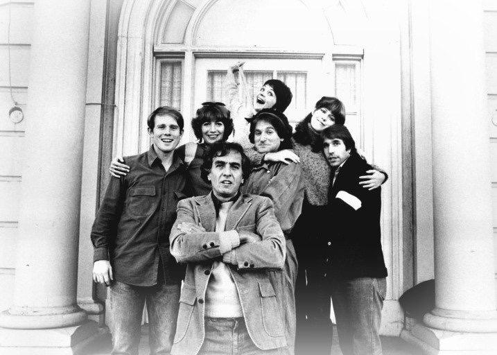 גארי מרשל והמופעים של שנות השבעים: