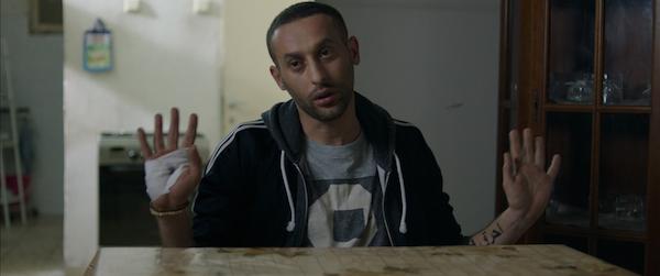 תאמר נפאר כתב, הלחין ומשחק את עצמו ב״ג׳נקשן 48״ של אודי אלוני