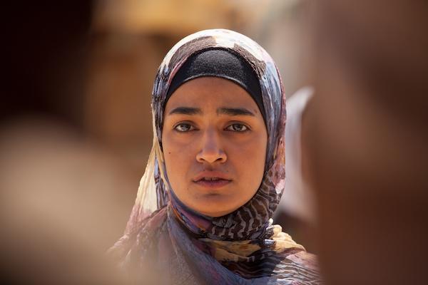 למיס עמאר ב״סופת חול״ של עילית זקצר