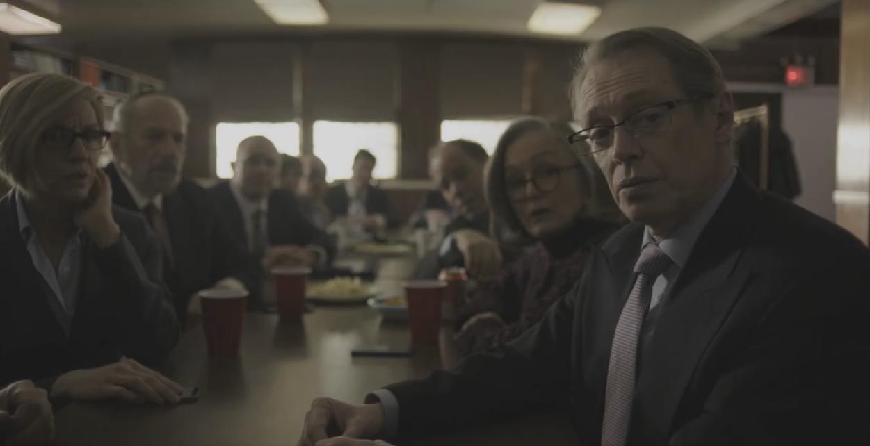 סטיב בושמי וריצ׳רד ב״נורמן״, סרטו של יוסף סידר