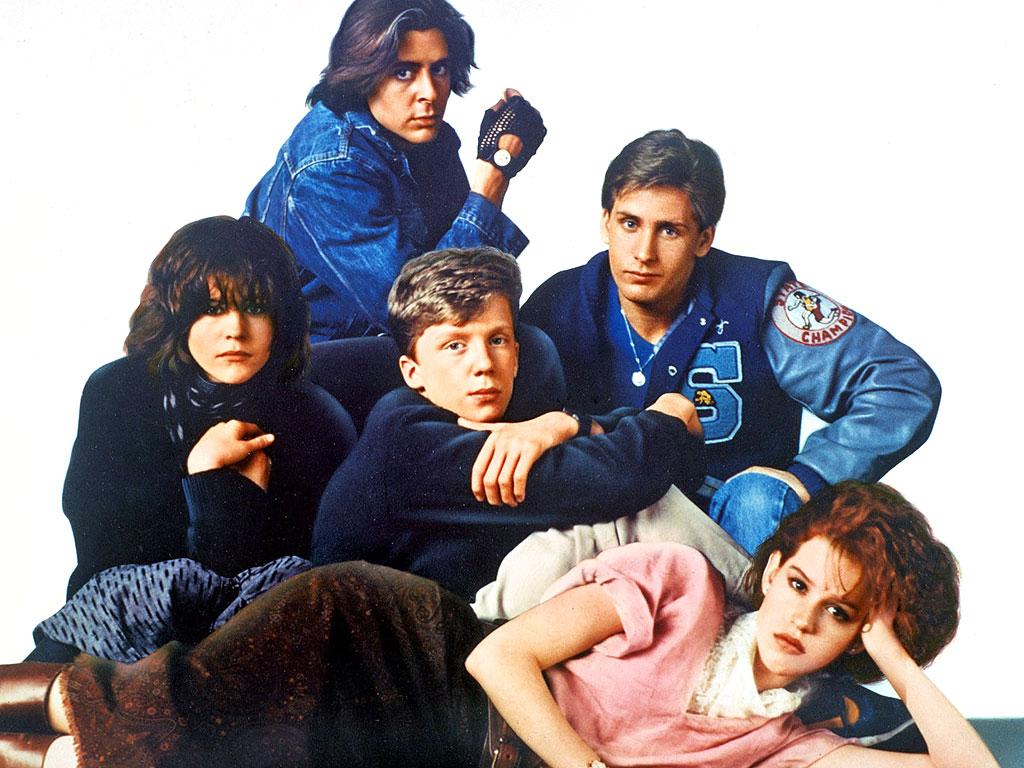 ״מועדון ארוחת הבוקר״, 1985. במאי: ג׳ון יוז