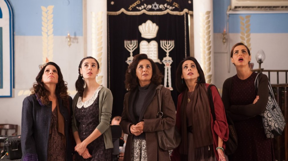 ״ישמח חתני״ שביים אמיל בן-שמעון על פי תסריט מאת אשתו, שלומית נחמה