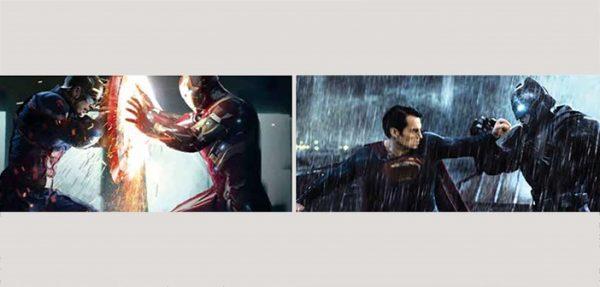 סיכום 2016 עד כה: באטמן נגד סופרמן נגד איירון מן נגד קפטן אמריקה