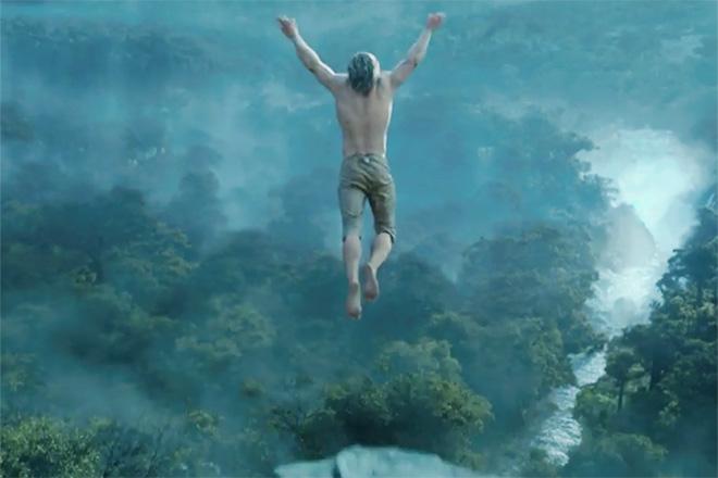 ״האגדה של טרזן״. ספיידרמן בג׳ונגל